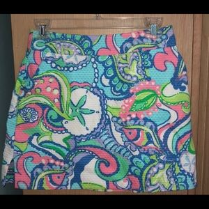 Amazing condition Lilly Pulitzer skirt!